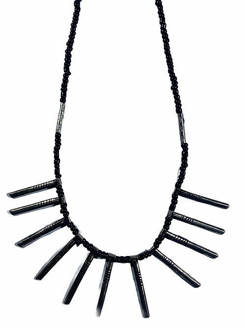 Moroccan Spike Necklace