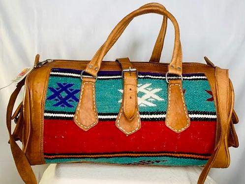 Moroccan Duffel Bag - Market Bag