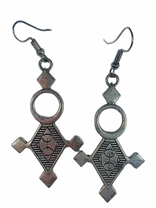 Moroccan Talisman Earrings