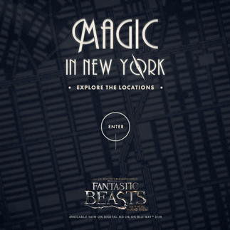Fantastic Beasts: Magic in New York