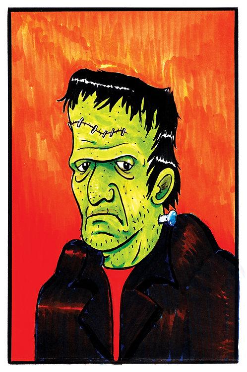 Portrait: Monster