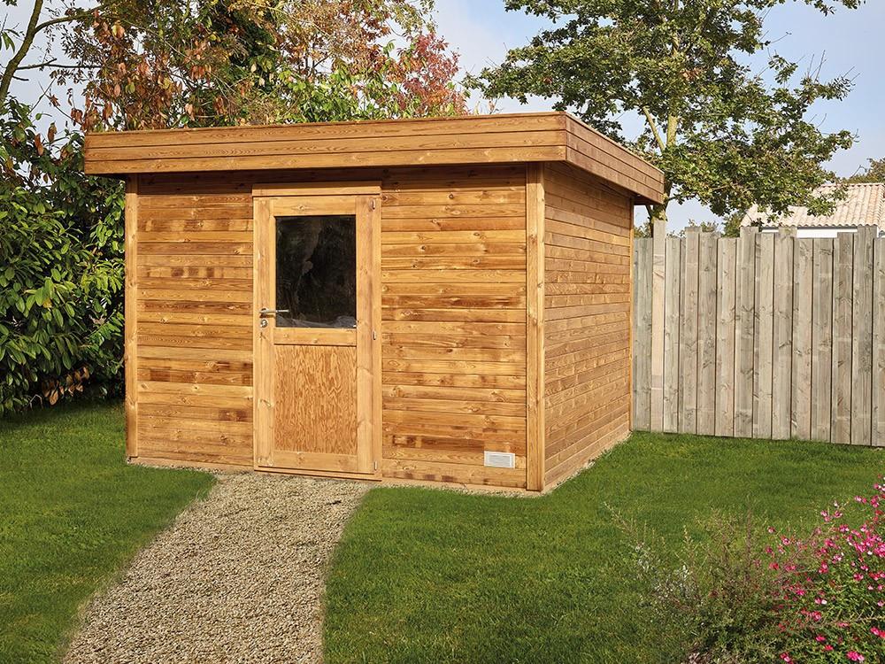 caseta madera económica