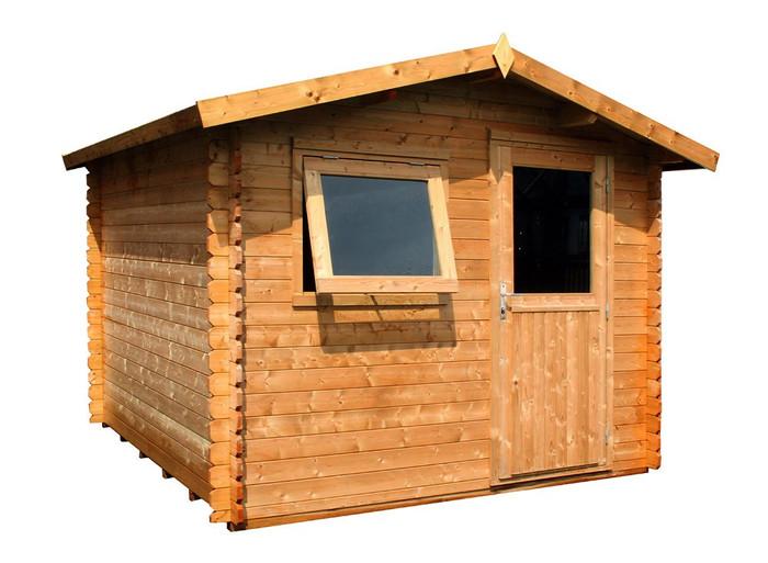 Caseta de madera ideal