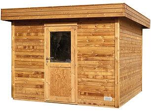 caseta de madera fantástica