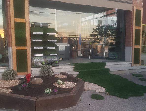 tienda de turf lands green