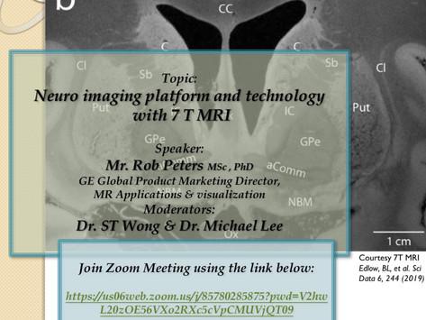 Monthly Academic Meeting 8/2021