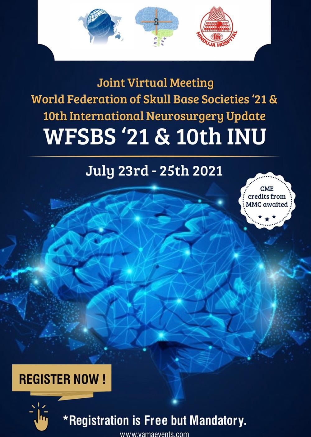 WFSBS 2021 & 10th INU