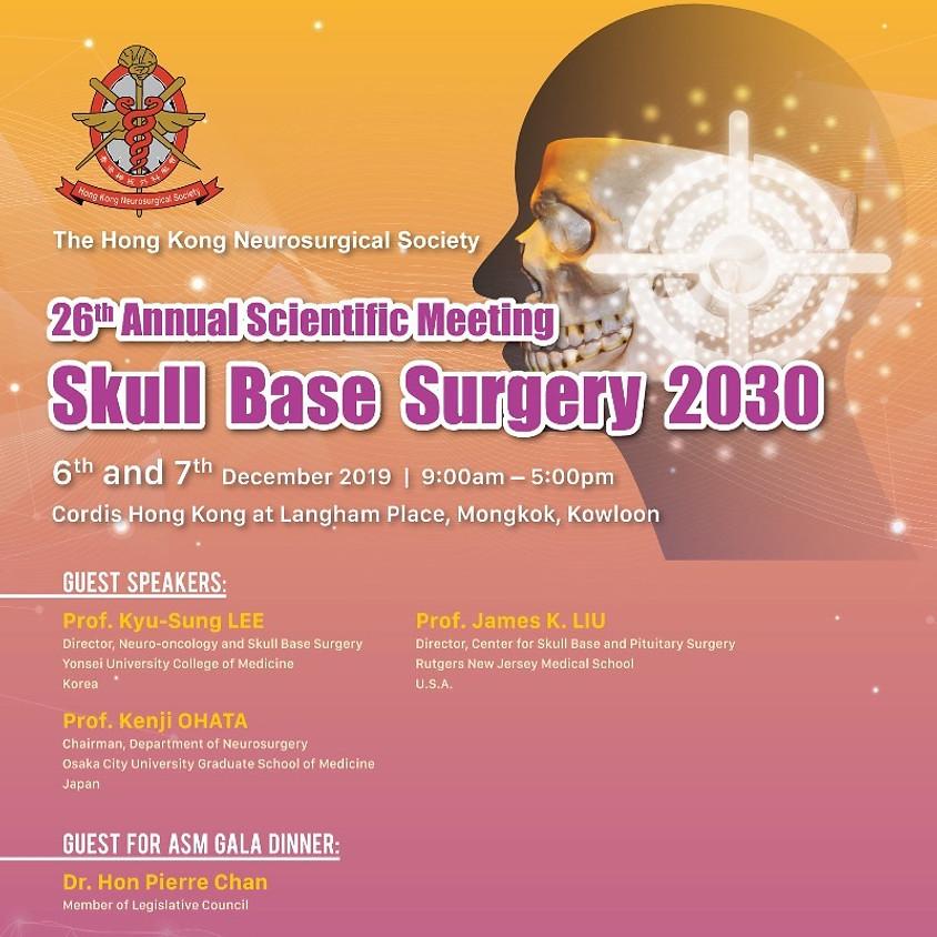 26th Annual Scientific Meeting