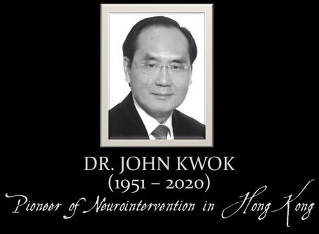 Obituary of Dr. John Kwok (1951-2020)