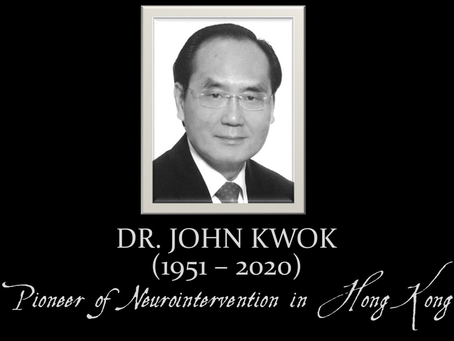 Obituary of Dr. John Kwok (1951-2020)