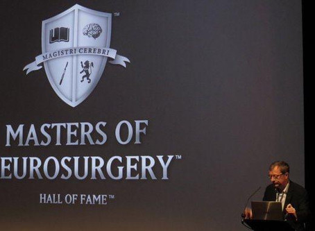 Events outside HKNS : THE MASTERS IX - ANNUAL WORLD COURSE IN BRAIN TUMOUR SURGERY