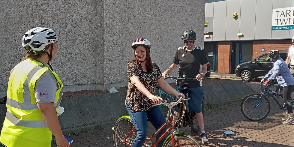 Start Cycling In Rutherglen - Complete Beginner