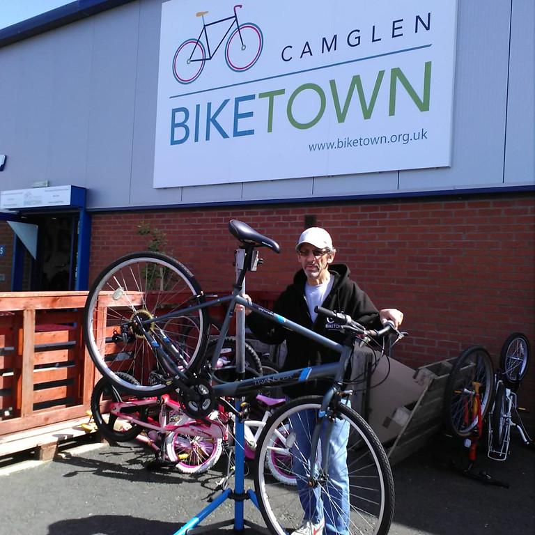 Fix Your Own Bike @ BikeTown