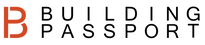 Building Passport Full Logo Black Orange