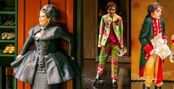 Marcellina and Cherubino Suits