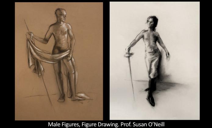 Male Figures