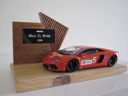 Mich El More trophy 2016