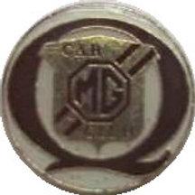 MGCCQ  Lapel Badge