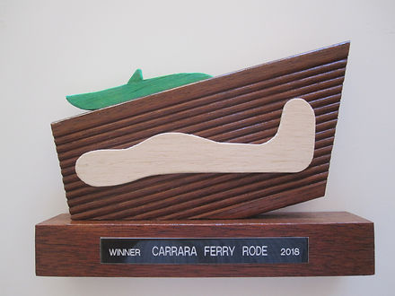 Carrara Ferry Rode Trophy 2018