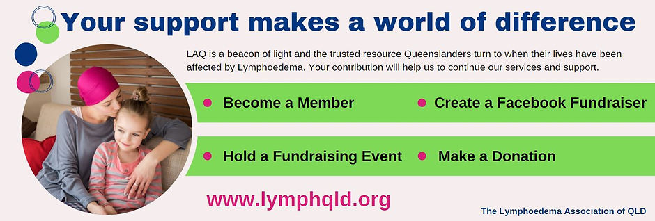 Get Involved with Lymph QLD
