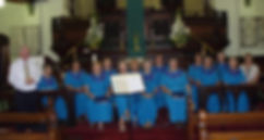 The Jubilee Singers in concert