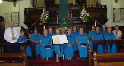 The Jubilee Singers in concert