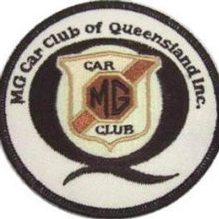 MGCCQ - Sew On Cloth Badge