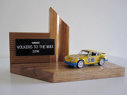 Volkers to the Max Trophy 2016