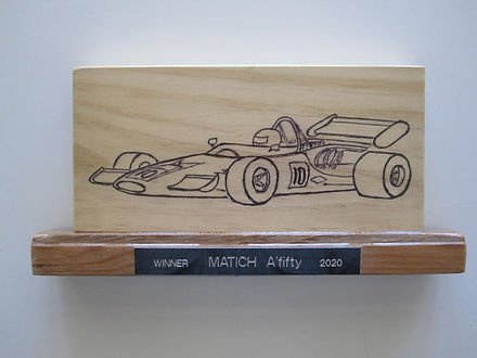 MATICH A'fifty Trophy 2020
