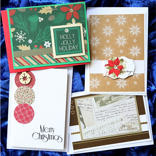 Christmas Cards (4 pack)