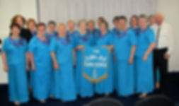 The Jubilee Singers ladies choir