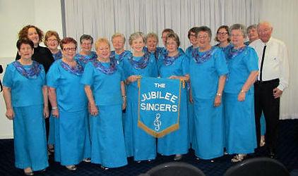 The Jubilee Singers ladies choir