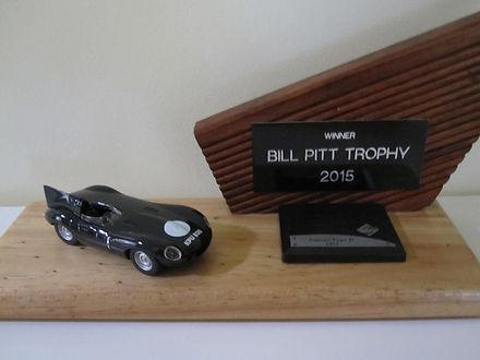 Bill Pitt Trophy 2015