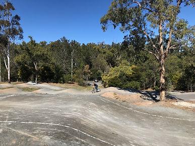 Logan City BMX track, Underwood Park