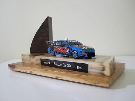 Falcon ER 30 Trophy 2015