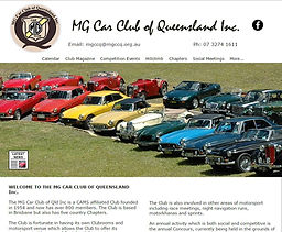 MG Car Club Queensland