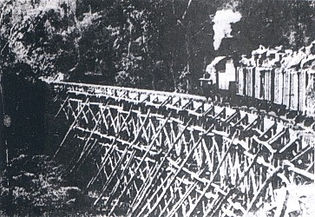 Burma Railway Bridge