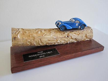 Rosewood Heit Trophy 2014