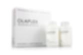 Olaplex blonding solution