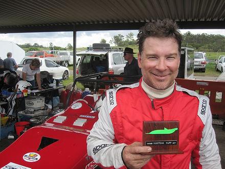 Chris Fing Winner 2017