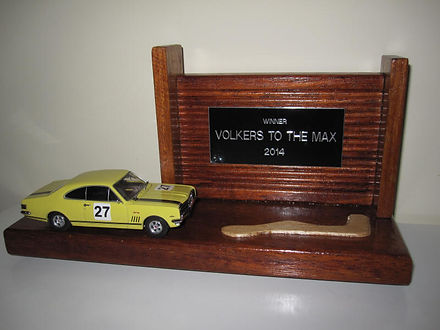 Volkers to the Max Trophy