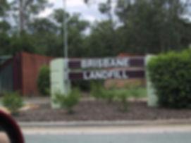 Brisbane Landfill in Gardiner Rd