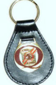MG Car Club (Queensland) Key Ring