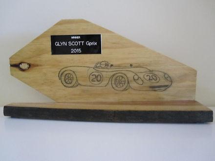 Glynn Scott GP Trophy 2015