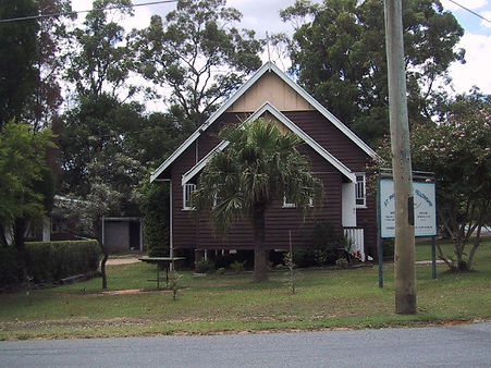 St Phillips Anglican church