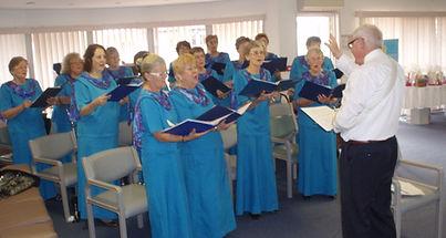 Jubilee Singers Choir