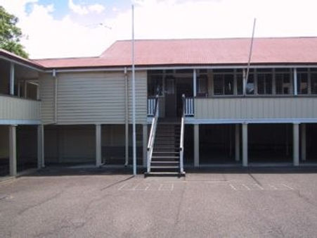 Old parade ground at Rochedale State School