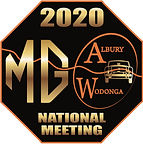 2020 MG National Meeting logo