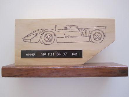 Matich SR 87 Trophy 2018