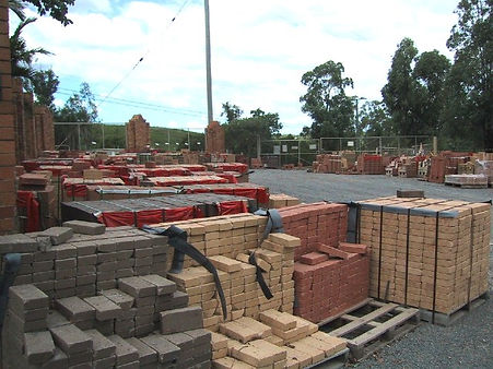 Rochedale Brickworks in Gardiner Rd